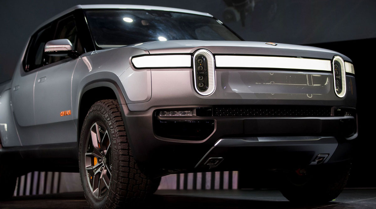 Rivian Is Incorporating Insurance Policies, Just Like Tesla